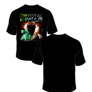 Total War - 2014 - Event Shirt 01 - Mockup