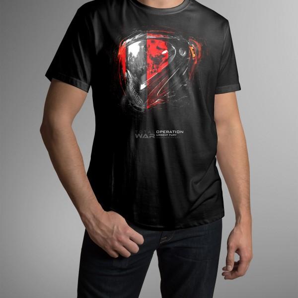 Total War – Round 1 2016 – Urgent Fury UEF Event Shirt Mockup 01